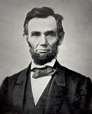 Abraham Lincoln November 1863-web400h