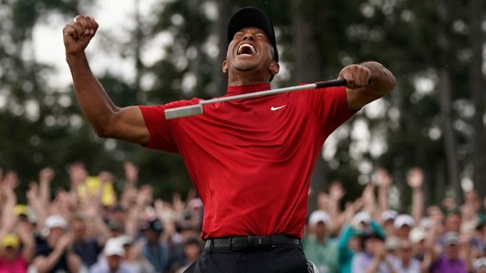 tiger woods 2019 masters