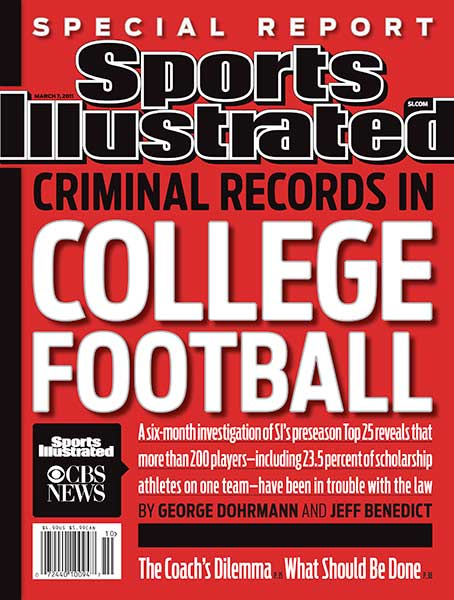 College Football and Crime