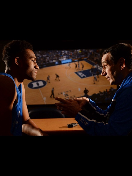 The Education of Duke freshman phenom Jabari Parker